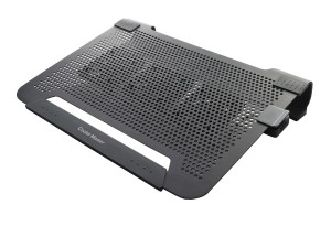 Cooler Master Notepal U3 Laptop Cooling Pad Review