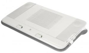 Logitech N700 Speaker Lapdesk